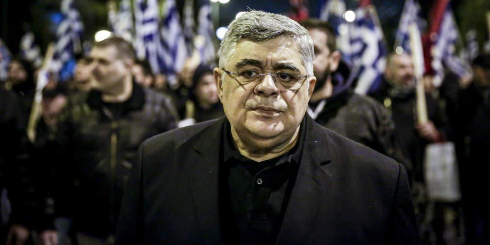 Σήμερα ενώπιον του δικαστηρίου ο αρχηγός της Χρυσής Αυγής, Νίκος Μιχαλολιάκος