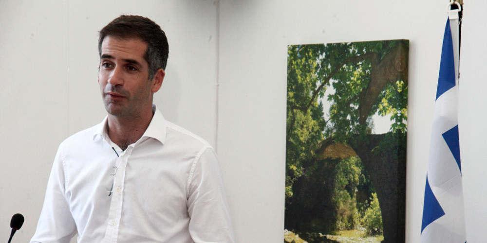 Μπακογιάννης: Θέλουμε να διώξουμε από την αυτοδιοίκηση την «κομματίλα»