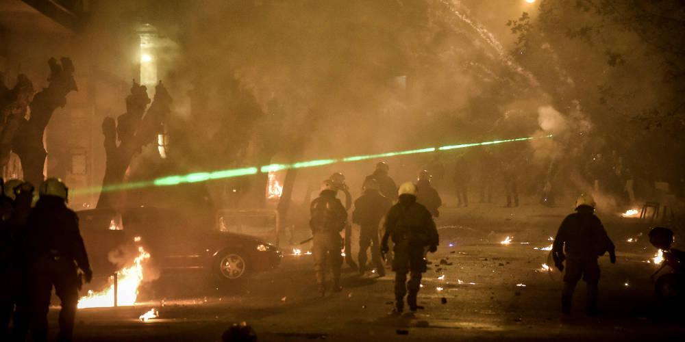 Αποκάλυψη: Τα σχέδια του Τόσκα ενώ οι μπαχαλάκηδες ρημάζουν την Αθήνα