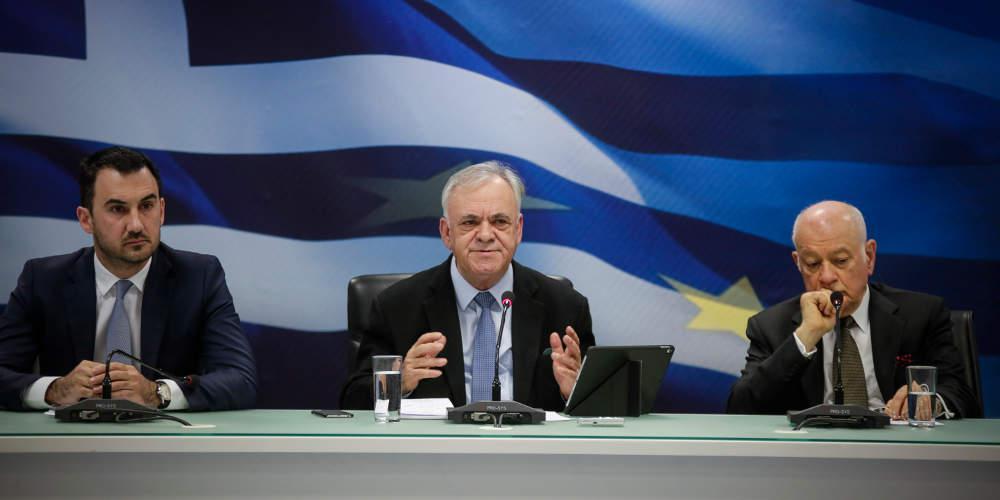 Δραγασάκης για Παπαδημητρίου: Δεν ήρθε στην Ελλάδα για χρήμα και δόξα