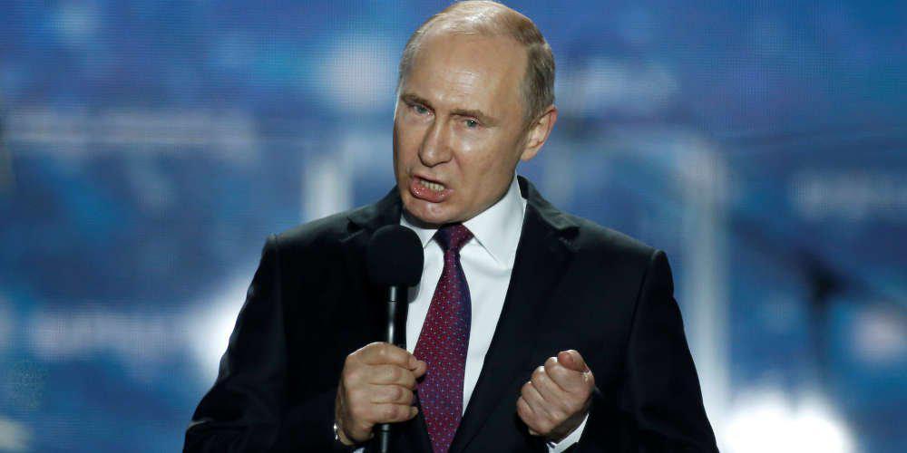Ο «ψηφιακός» Πούτιν παρουσιαστής νέου, χιουμοριστικού τοκ-σόου στη Βρετανία