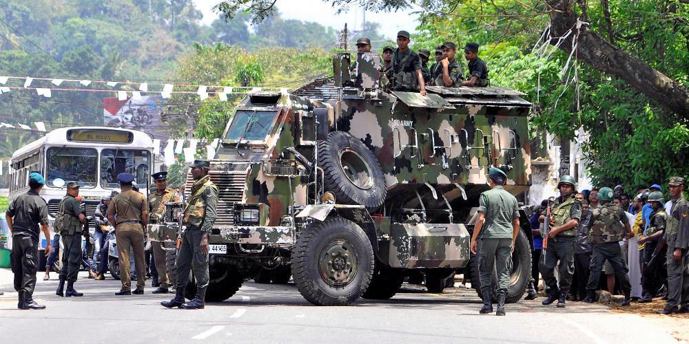 «Ξένο εγκέφαλο» βλέπει η Σρι Λάνκα πίσω από τις πολύνεκρες επιθέσεις