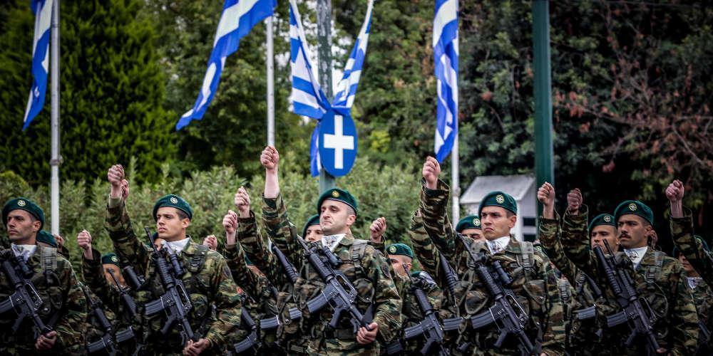 Στρατιωτική θητεία: Από τον Μάιο αυξάνεται σε 12 μήνες - Πώς μπορεί να γίνει 9μηνο