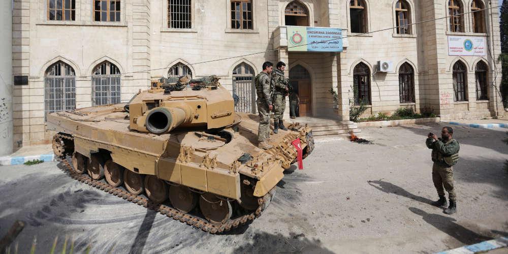 Αναστέλλουν τις επιχειρήσεις κατά του ISIS οι Κούρδοι λόγω της τουρκικής εισβολής