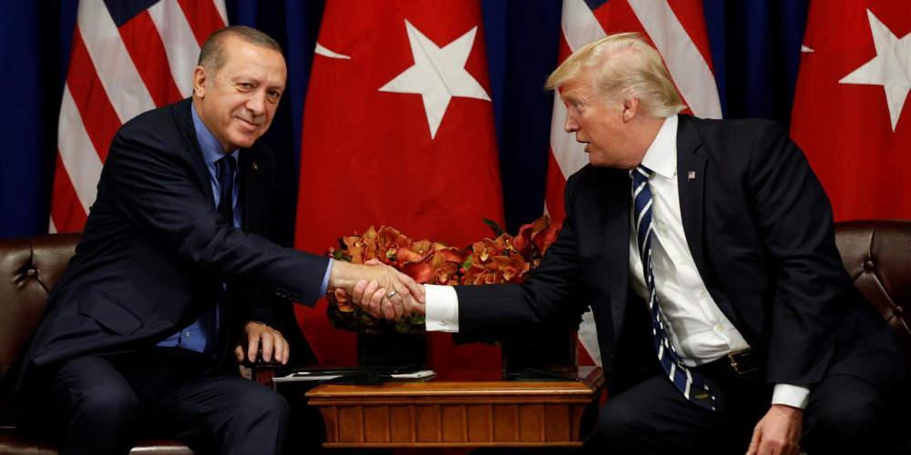 Οι ΗΠΑ παγώνουν την παράδοση του αμυντικού εξοπλισμού στην Τουρκία - Εγκρίθηκε ο αμυντικός προϋπολογισμός