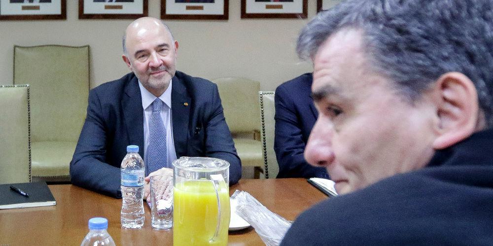 Μοσκοβισί: Είναι απαραίτητη μία συμφωνία για το ελληνικό χρέος