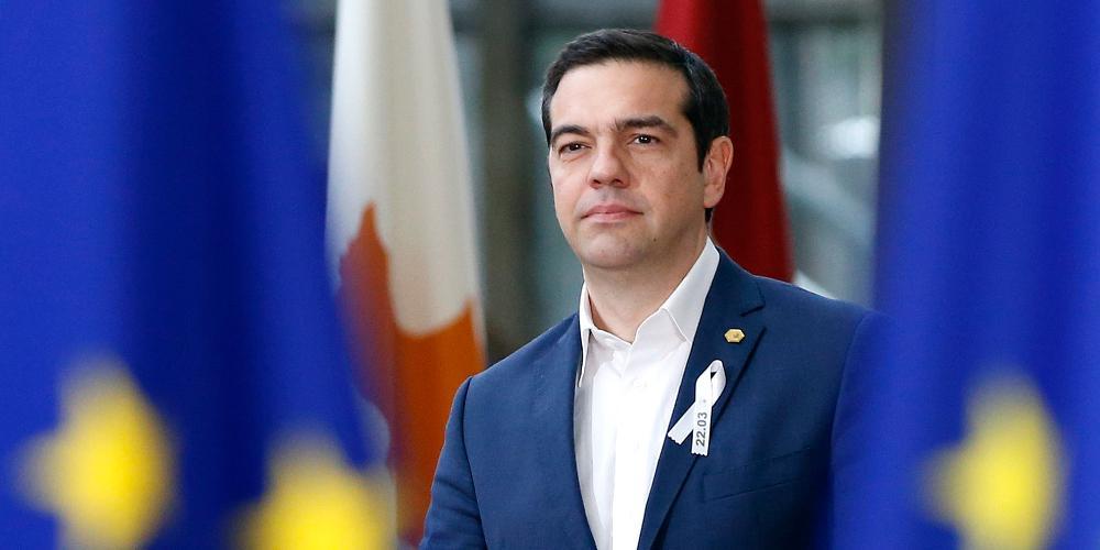 Το πόρισμα της Επιτροπής για τη Διαχείριση Πυρκαγιών παρέλαβε ο Τσίπρας