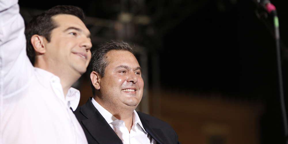 Ο εκλογικός σχεδιασμός του Μαξίμου: Ψάχνουν «διάδοχο» για τη θέση των Ανεξαρτήτων Ελλήνων