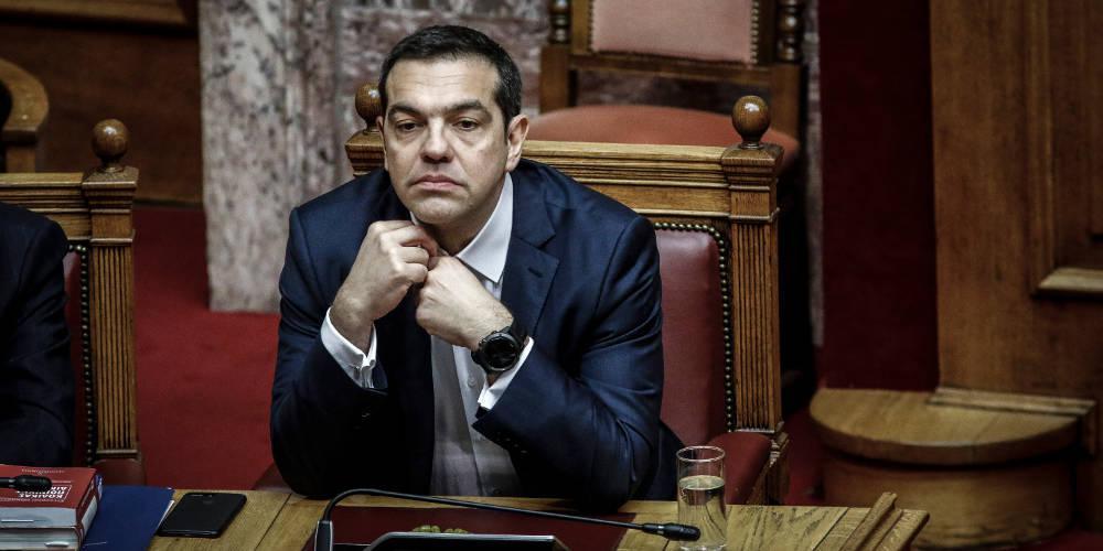 Στη γωνία για όλα και από όλους ο Τσίπρας σήμερα στην Βουλή