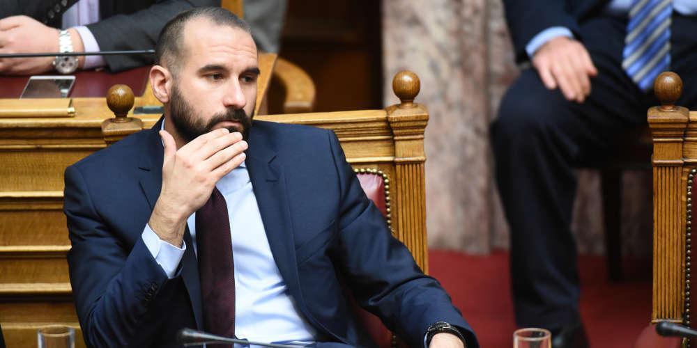 Ο Τζανακόπουλος ξέχασε τον Τσίπρα και είπε πως ο Μητσοτάκης θέλει να μας κάνει Αργεντινή