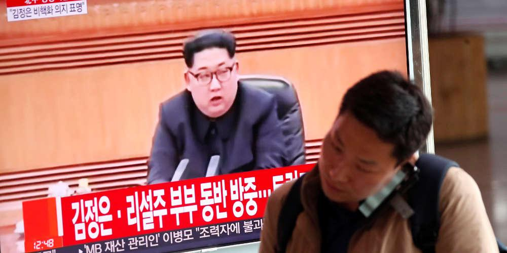 Πυραυλική δοκιμή νέου όπλου από τη Βόρεια Κορέα: «Ικανοποιημένος» ο Κιμ