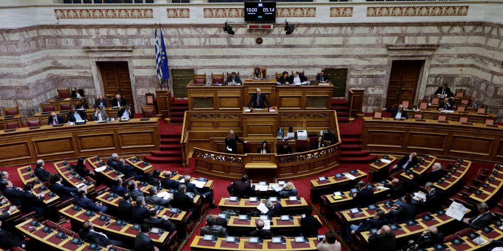 Δείτε live την «μάχη» στην Βουλή στην Βουλή για το Σκοπιανό: Σε εξέλιξη η συζήτηση για την πρόταση μομφής