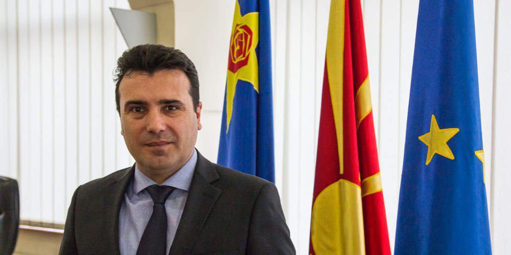 Παραιτείται ο Ζάεφ την Παρασκευή – Σχηματίζεται υπηρεσιακή κυβέρνηση στα Σκόπια