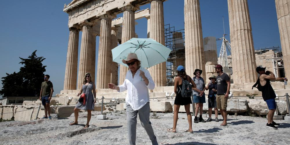 Πού πήγαν οι περίπου 800.000 Ρώσοι τουρίστες που έφτασαν στην Ελλάδα το 2018