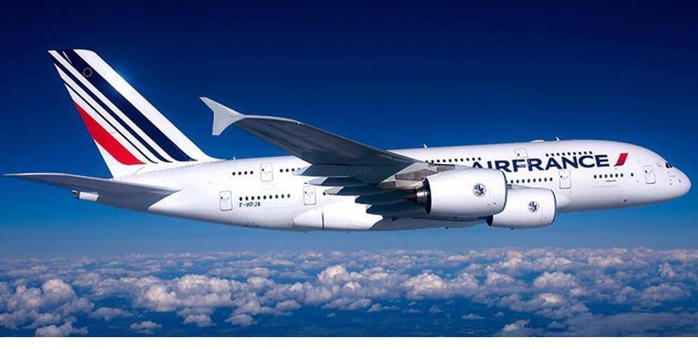 Μπαράζ 1.500 απολύσεων σχεδιάζει η Air France έως το 2022