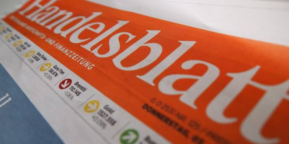 Handelsblatt για Ελλάδα: Ναι στην ελάφρυνση χρέους, αλλά με όρους λένε οι Γερμανοί
