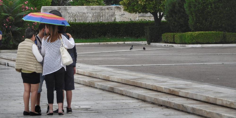 Πρόγνωση καιρού: Άστατος και σήμερα ο καιρός με βροχές και καταιγίδες