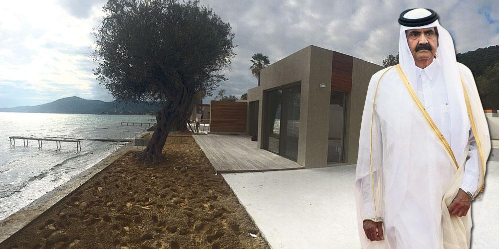 Η γραφειοκρατία διώχνει τον εμίρη του Κατάρ από την Κέρκυρα - Νοικιάζει το ξενοδοχείο «Miramare»