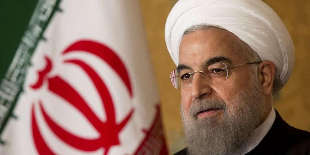 Ο Χασάν Ροχανί απαντά στον Τραμπ: Μην απειλείτε ποτέ το ιρανικό έθνος
