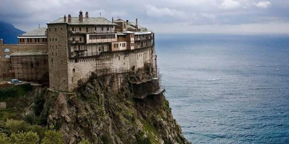 Άγιο Όρος: Άνοιξε για τους προσκυνητές το «Περιβόλι της Παναγιάς»