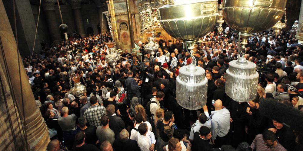 Τα μηνύματα των προκαθήμενων των εκκλησιών: Η Ανάσταση ελπίδα νίκης κατά αδικίας και διαφθοράς
