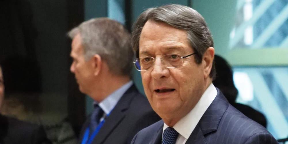 Κορωνοϊός - Κύπρος: Απαγόρευση κυκλοφορίας εκτός εξαιρέσεων ανακοίνωσε ο Νίκος Αναστασιάδης