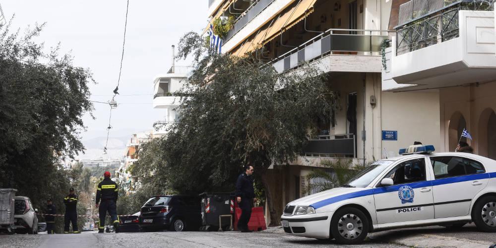 Βρέθηκε οβίδα σε σε υπόγειο σπιτιού στην Θεσσαλονίκη