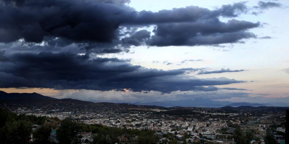 Πρόγνωση καιρού: Με ηλιοφάνεια αλλά και βροχές ο καιρός σήμερα