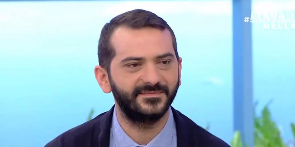 Ξέσπασε ο Λεωνίδας Κουτσόπουλος: Δεν έχω σχέση - Μάνα... Υπομονή!