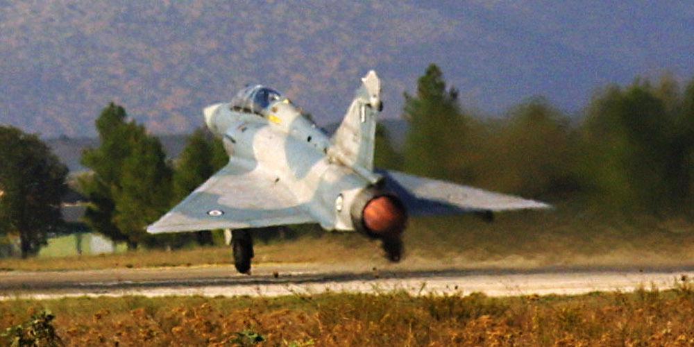 Υπεγράφησαν οι συμφωνίες αναβάθμισης των Mirage 2000-5 Mk II