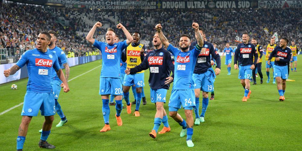 «Φωτιά» στη Serie A έβαλε η Νάπολι που κέρδισε την Γιουβέντους με 1-0