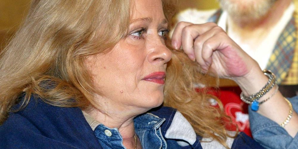 Στο νοσοκομείο η Νόρα Βαλσάμη - Δύσκολες ώρες για την ηθοποιό