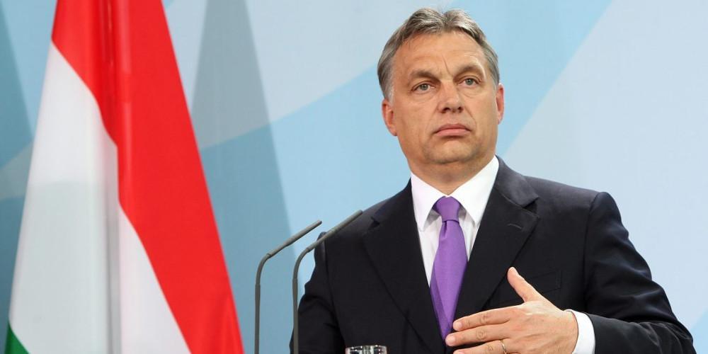Όρμπαν: «Αποτέλεσμα συμβιβασμού» η αναστολή συμμετοχής του Fidesz στο ΕΛΚ