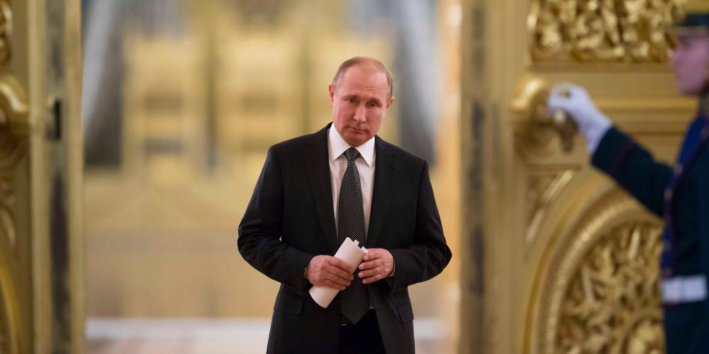 Παρών και ο Πούτιν στη διάσκεψη του Βερολίνου για τη Λιβύη