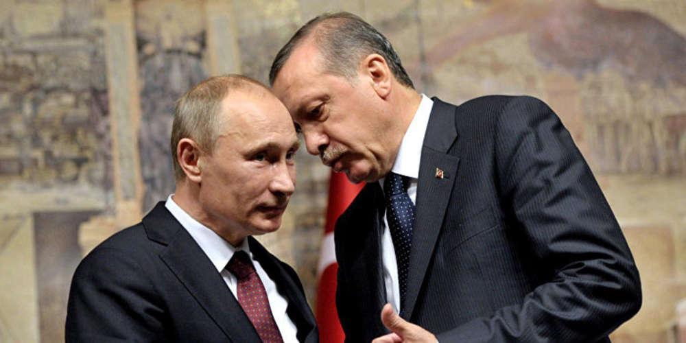 Πάει στην Τουρκία τη Μεγάλη Τρίτη ο Βλάντιμιρ Πούτιν - Τι θα πει με τον Ερντογάν