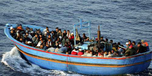 Σε «υγρό τάφο» εξελίχθηκε η Μεσόγειος για πάνω από 2000 μετανάστες από τον Ιανουάριο