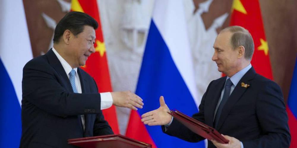 Ο Πούτιν επισκέπτεται την Κίνα μέσα στον Ιούνιο