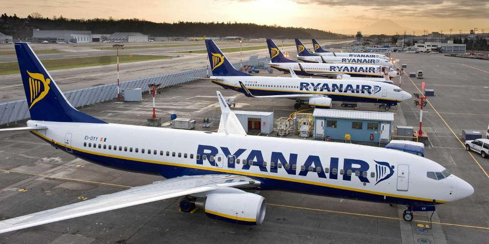 Η Ryanair σταματά το δρομολόγιο Αθήνα-Θεσσαλονίκη από 1η Απριλίου