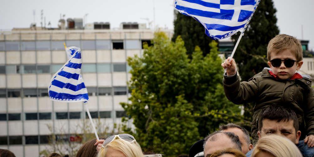 Αποβλήθηκαν μαθητές που τραγούδησαν το «Μακεδονία Ξακουστή» και είπαν συνθήματα στην παρέλαση