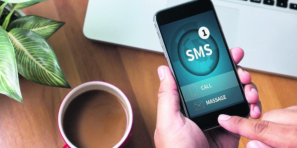 Πόσα SMS εστάλησαν στο 13033 την περίοδο της καραντίνας - Τρομερό νούμερο