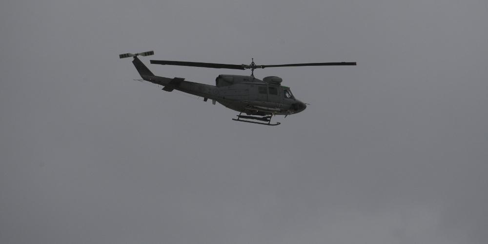 Με ελικόπτερο και σκάφη συνεχίζονται οι έρευνες για την αγνοούμενη στη Φολέγανδρο