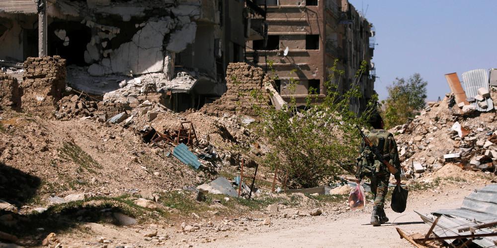 Ανάλυση Stratfor: Οι χώρες του Αραβικού Κόλπου προσεγγίζουν ξανά την Συρία