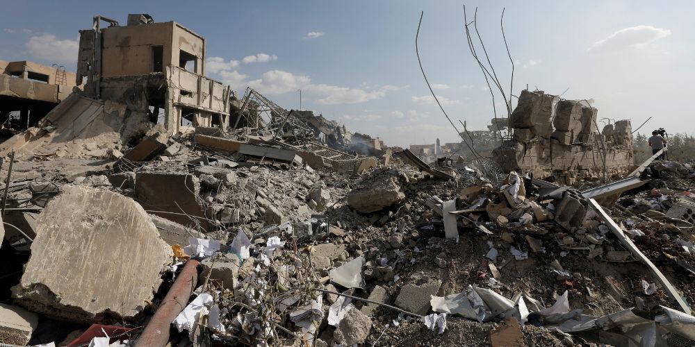 Αντεπίθεση τζιχαντιστών: 35 νεκροί στρατιώτες στη Συρία το τελευταίο 48ωρο