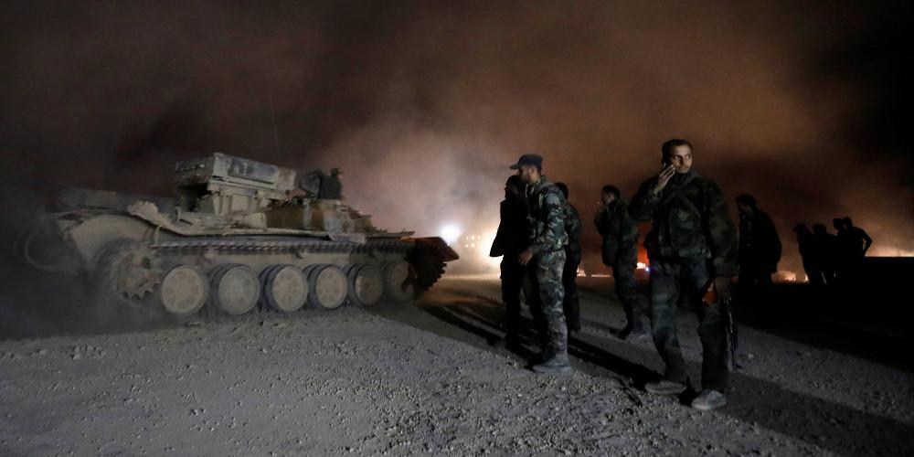 Τούρκοι στρατιώτες εισήλθαν σε ζώνη που ελέγχεται από τους αντάρτες στην Συρία