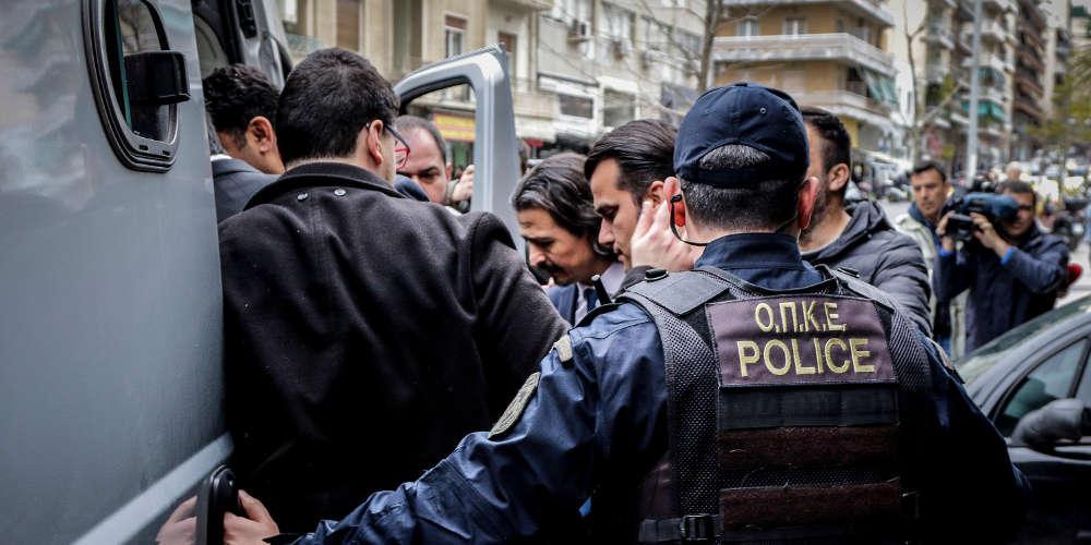 Αμετάκλητη απόφαση για άσυλο στον Τούρκο αξιωματικό σύμφωνα με το ΣτΕ
