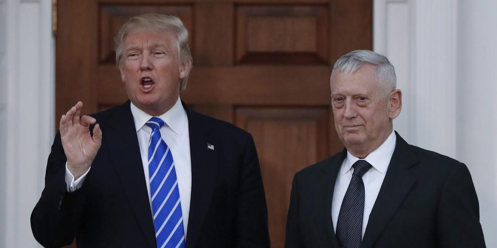 Αποκάλυψη Die Welt: Ποιος έπεισε τον Τραμπ να επιτεθεί στη Συρία