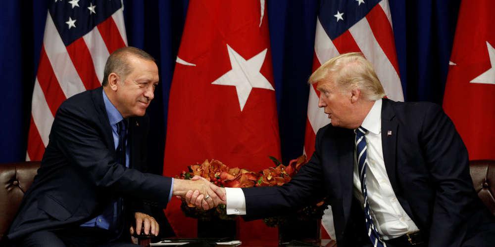 Τηλεφωνική επικοινωνία Τραμπ-Ερντογάν για Λιβύη και Συρία – Τι ειπώθηκε