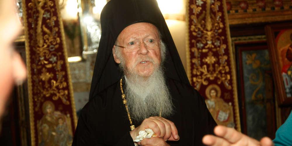 Το Πασχάλιο μήνυμα του Οικουμενικού Πατριάρχη Βαρθολομαίου