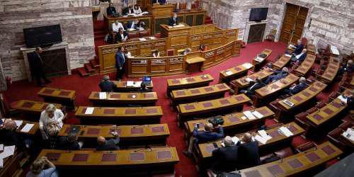 Την Τετάρτη κατατίθεται ο προϋπολογισμός στην Βουλή – Προς ψήφιση στις 18 Δεκεμβρίου