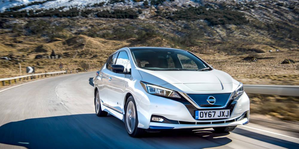 Το νέο Nissan LEAF κατέκτησε το βραβείο Best Electric Car